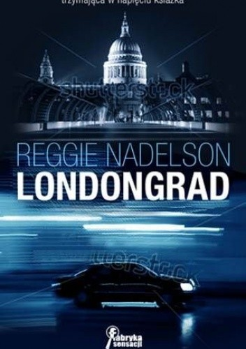 Okładka książki Londongrad
