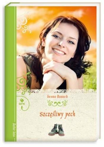 Okładka książki Szczęśliwy pech