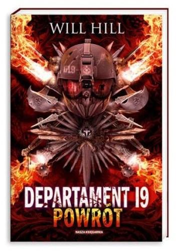 Okładka książki Departament 19. Powrót
