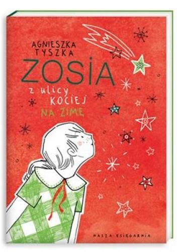 Okładka książki Zosia z ulicy Kociej. Na zimę