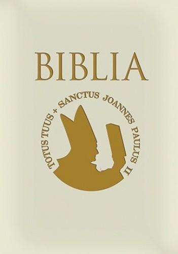 Okładka książki Biblia podróżna