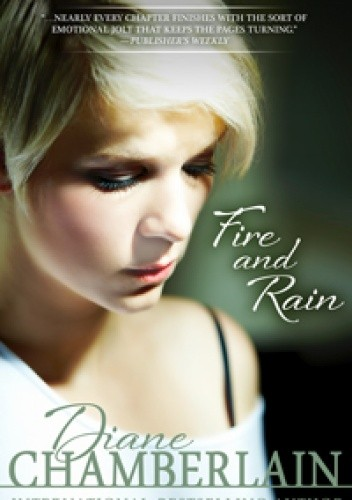 Okładka książki Fire and Rain