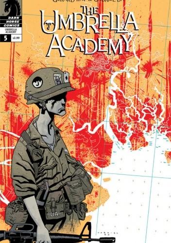 Okładka książki The Umbrella Academy: Dallas #5: ;All the Animals in the Zoo