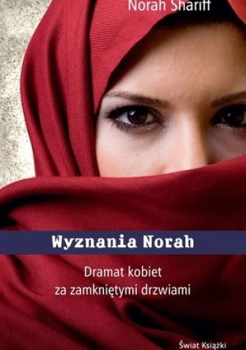 Okładka książki Wyznania Norah