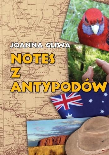 Okładka książki Notes z Antypodów