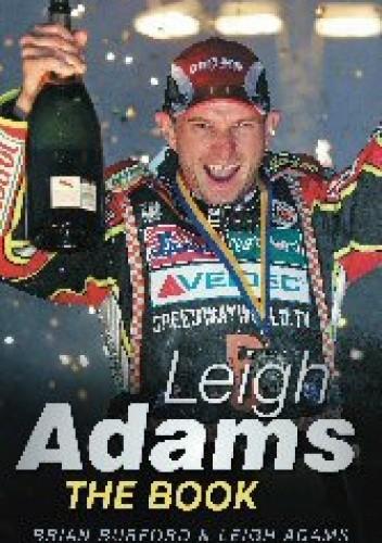 Okładka książki Leigh Adams the book