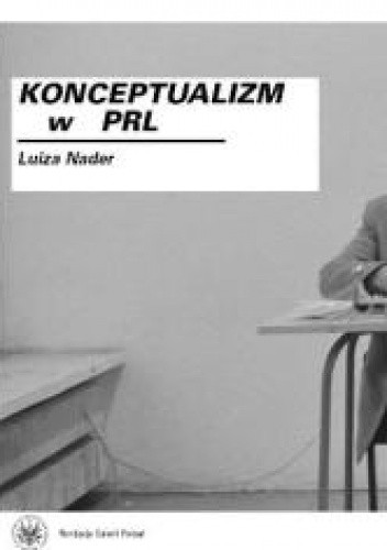 Okładka książki Konceptualizm w PRL