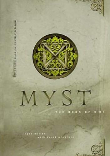 Okładka książki Myst. The Book of D'ni