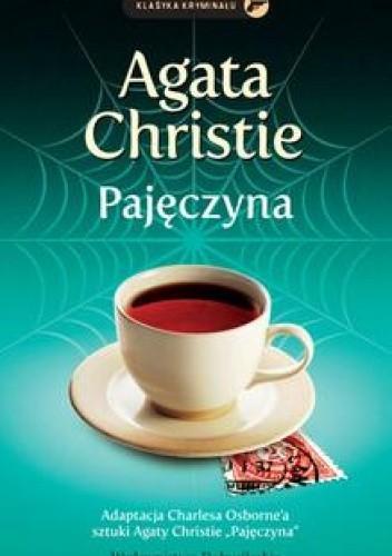 Okładka książki Pajęczyna