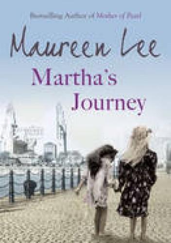 Okładka książki Martha's Journey