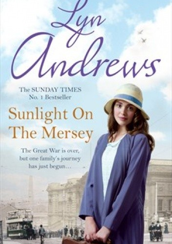 Okładka książki Sunlight on the Mersey