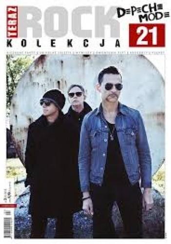 Okładka książki Teraz Rock. Kolekcja 'po całości' nr. 21, Depeche Mode