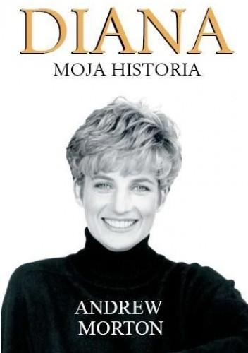 Okładka książki Diana. Moja historia
