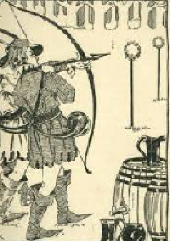 Okładka książki Robin Hood and His Merry Men
