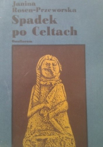 Okładka książki Spadek po Celtach