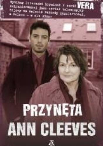 Okładka książki Przynęta