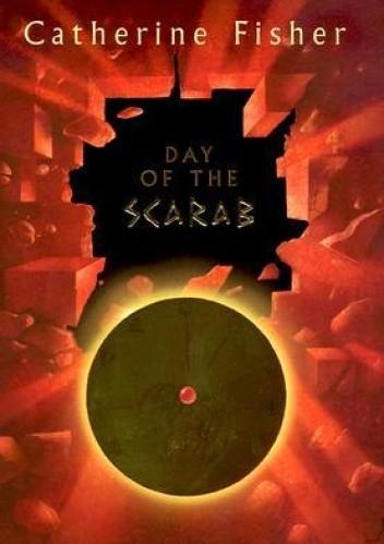 Okładka książki Day of the Scarab