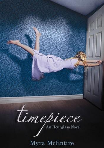 Okładka książki Timepiece