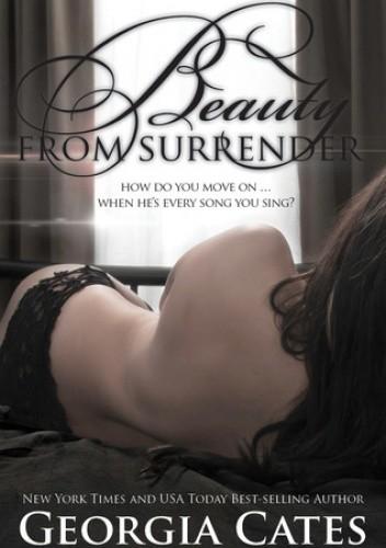 Okładka książki Beauty from Surrender