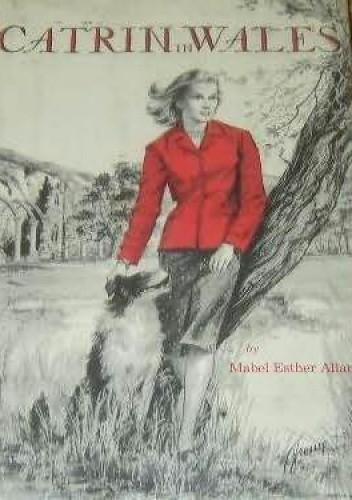 Okładka książki Catrin in Wales