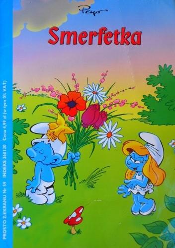 Okładka książki Smerfetka