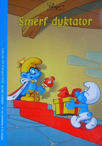 Okładka książki Smerf dyktator