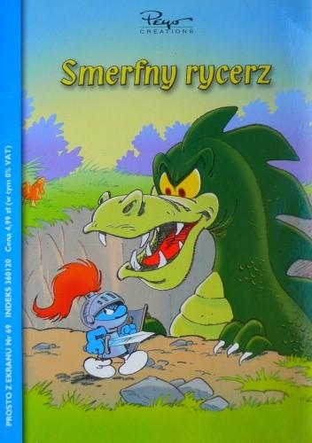 Okładka książki Smerfny rycerz