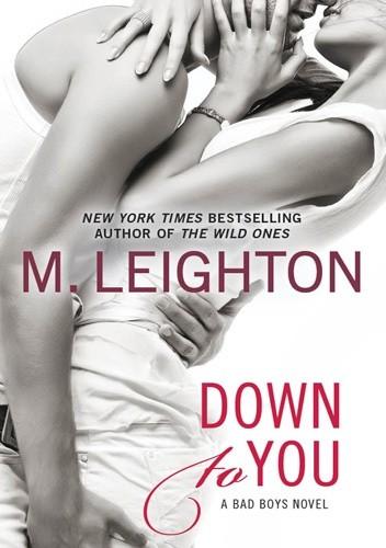 Okładka książki Down to You