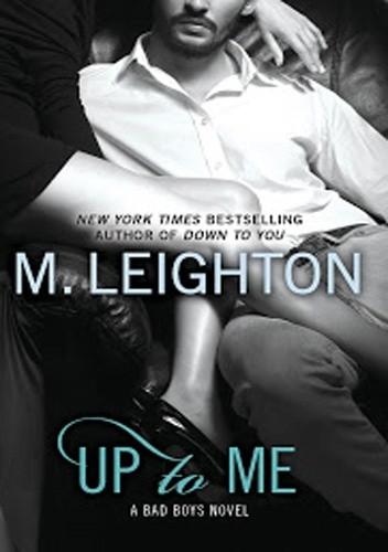 Okładka książki Up to Me