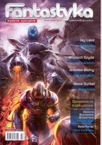 Okładka książki Fantastyka Wydanie Specjalne 3 (40)/2013