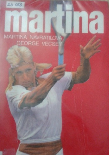 Okładka książki Martina