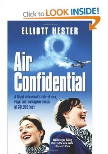 Okładka książki Air Confidential
