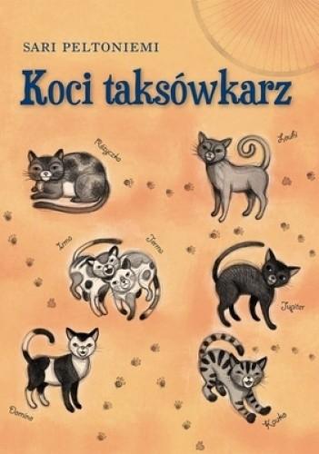 Koci taksówkarz - Sari Peltoniemi