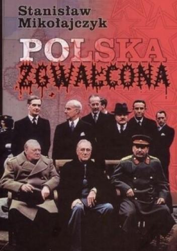 Okładka książki Polska Zgwałcona