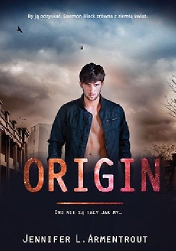 Okładka książki Origin