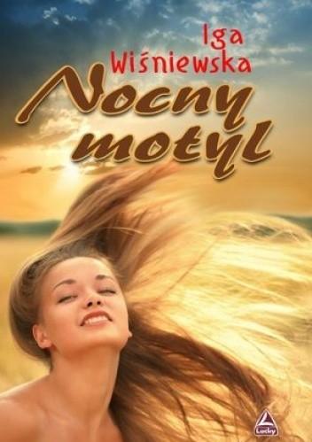 Okładka książki Nocny motyl