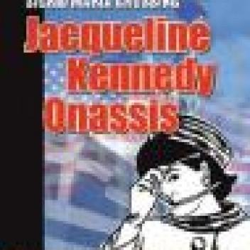 Okładka książki Jacqueline Kennedy Onassis  (audiobook CD)