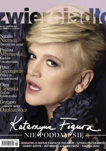Okładka książki Zwierciadło, nr 8 (2002) /sierpień 2013