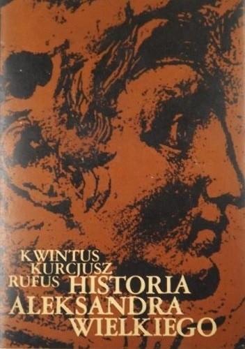 Okładka książki Historia Aleksandra Wielkiego
