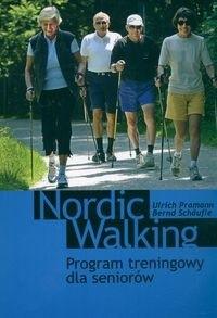 Okładka książki Nordic Walking: Program treningowy dla seniorów