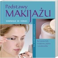Okładka książki Podstawy makijażu