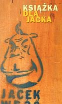 Okładka książki Książka dla Jacka