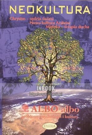 Okładka książki Albo albo Neokultura - praca zbiorowa