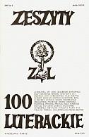 Okładka książki Zeszyty Literackie nr 100 (4/2007)