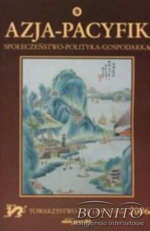 Okładka książki Azja-Pacyfik t.9