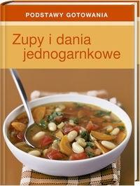 Okładka książki Zupy i dania jednogarnkowe