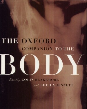 Okładka książki The Oxford Companion to the Body