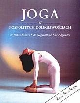 Okładka książki Joga w pospolitych dolegliwościach