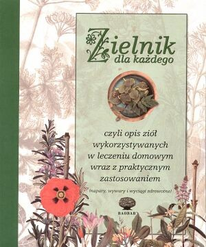 Okładka książki Zielnik dla każdego