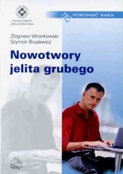 Okładka książki Nowotwory jelita grubego